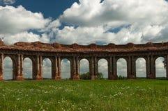 Ruïnes Royalty-vrije Stock Fotografie