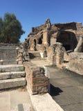 ruïnes Stock Foto's