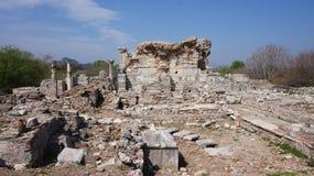 ruïnes Royalty-vrije Stock Afbeelding