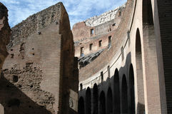 Ruïnes in Italië Royalty-vrije Stock Afbeeldingen