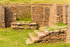 Ruïnes van Aksum (Axum), Ethiopië Royalty-vrije Stock Afbeelding