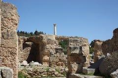 Ruïnes van Antonine Baths Royalty-vrije Stock Afbeelding