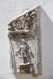 Ruïnes van Carthago stock afbeeldingen