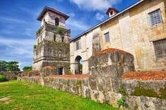 Ruïnes van een Oude Kerk Stock Afbeelding