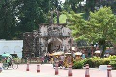 Ruïnes van Fort   Royalty-vrije Stock Afbeelding