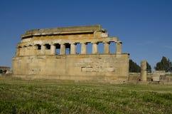 Ruïnes van Keizerrome royalty-vrije stock afbeelding