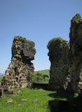 Ruïnes van klooster Stock Afbeeldingen