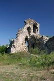 Ruïnes van mangup-Boerenkool Royalty-vrije Stock Foto