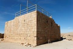Ruïnes van oude steentoren Stock Foto