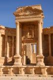 Ruïnes van palmyra Royalty-vrije Stock Fotografie