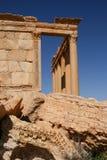Ruïnes van palmyra Royalty-vrije Stock Afbeeldingen