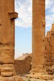 Ruïnes van Palmyra Syrië Stock Afbeeldingen