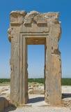 Ruïnes van Persepolis Stock Foto's
