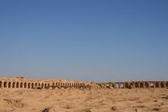 Ruïnes van resafa Royalty-vrije Stock Fotografie