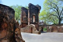 Ruïnes van Residentie Stock Afbeeldingen