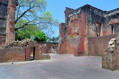 Ruïnes van Residentie Stock Foto's