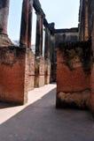 Ruïnes van Residentie Royalty-vrije Stock Afbeeldingen