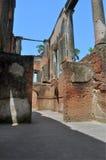 Ruïnes van Residentie Royalty-vrije Stock Foto's