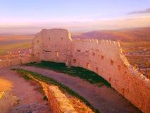 Ruïnes van Roemenië Royalty-vrije Stock Foto's