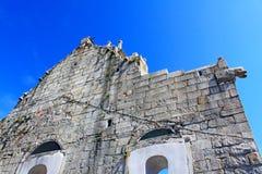 Ruïnes van St Paul, Macao, China, Unesco-de Plaats van de Werelderfenis Stock Afbeeldingen