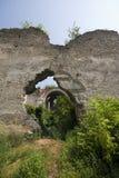 Ruïnes van vesting royalty-vrije stock foto