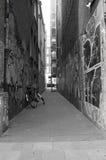 Rua Fotografia de Stock