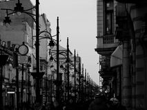 rua Imagens de Stock Royalty Free