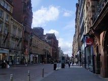 rua Fotografia de Stock Royalty Free