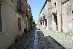 Rua antiga Imagem de Stock
