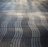 A rua apedreja testes padrões Fotos de Stock Royalty Free