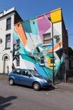 Rua Art London Imagens de Stock Royalty Free