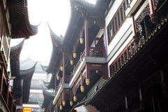 Rua chinesa fotografia de stock