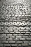 Rua Cobbled Foto de Stock Royalty Free