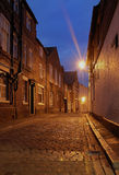 Rua Cobbled Fotografia de Stock Royalty Free