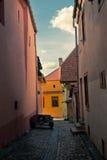 Rua colorida Fotografia de Stock Royalty Free