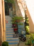 Rua croata Fotos de Stock Royalty Free