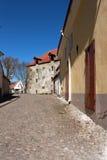 Rua da cidade. Fotos de Stock