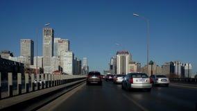 Rua da cidade que conduz o Pequim filme