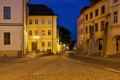 Rua da cidade velha Imagem de Stock