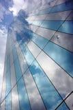 Rua de 11 diagonais, Joanesburgo, África do Sul Imagem de Stock