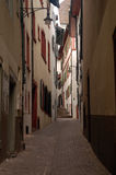 Rua de Basileia Imagem de Stock