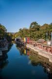Rua de Beigongmen Suzhou do palácio de verão do Pequim Fotos de Stock Royalty Free