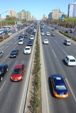 Rua de Beijing Fotos de Stock Royalty Free