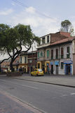 Rua de Bogotá, Colômbia Imagem de Stock Royalty Free