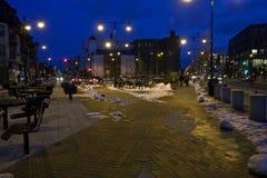 Rua de Cambridge Foto de Stock