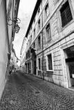 Rua de Chambery, France Fotos de Stock