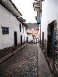 Rua de Cuzco Imagem de Stock Royalty Free