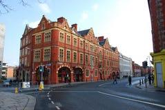 Rua de Dublin Foto de Stock Royalty Free