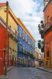Rua de Guanajuato imagens de stock