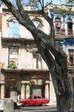 Rua de Havana fotografia de stock